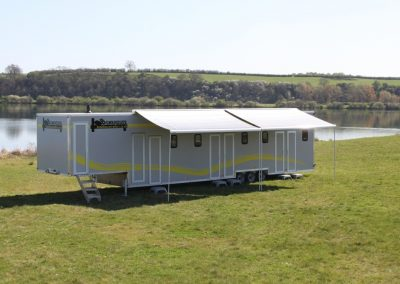 Bunkhouse Trailers